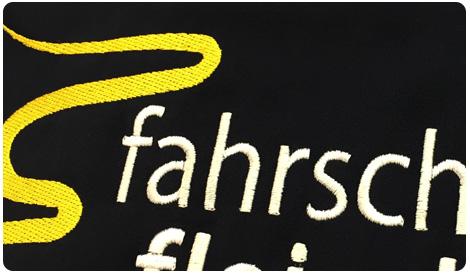 Die Stickerei Für Textilveredelung In Und Um Dachau Und München